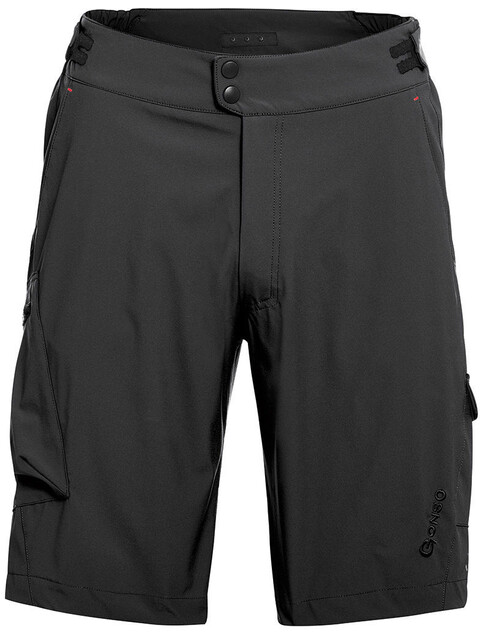 Gonso Rubin Bike-Shorts Herren black